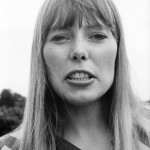 Joni Mitchell, in the 70s. Click to enlarge