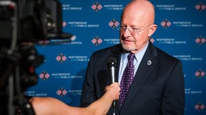 James Clapper. Click to enlarge