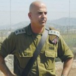 Druze Golani brigade commander Col Rasan Alian, who was badly wounded in Gaza Thurday
