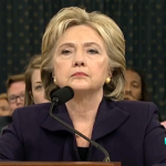Hillary Clinton. Click to enlarge