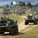 Russia Begins Biggest Ever War Games