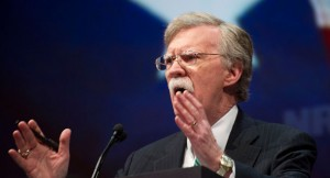 John Bolton. Click to enlarge