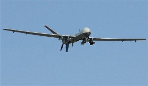 Customs and Border Protection flies Predator drone over Minneapolis