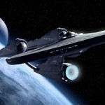 Star Trek Enterprise used warp drive