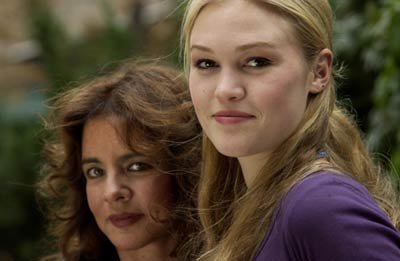 "Stockard Channing and Julia Stiles in ""The Business of Strangers - See more at: http://henrymakow.com/the_effect_of_sexual_deprivati.html#sthash.TukcSiBD.dpuf"