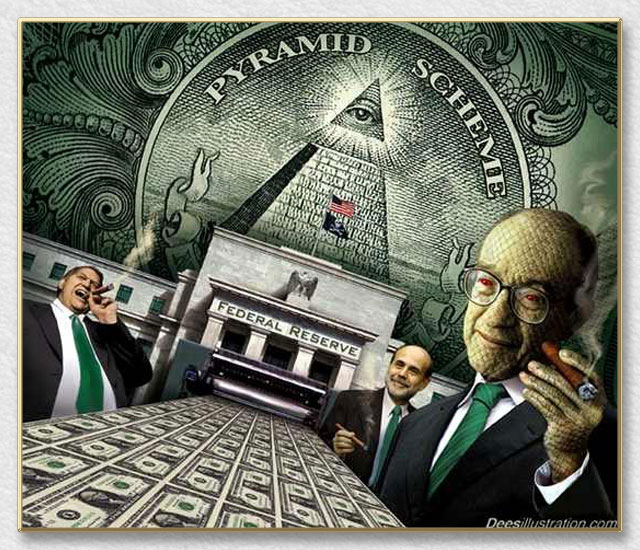 Having taken over the U.S. the bankers now have the world in their sights. Click to enlarge