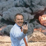 Tony Blair backs intervention against Assad regime in Syria