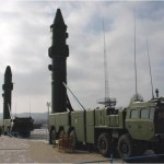 China's DF-21 missile, reportedly capable of sinking US aircraft carriers. Click to enlarge