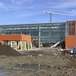 Under construction, Canada's new $880 million domestic spying HQ in Ottawa, new infrastructure for a new world police state.