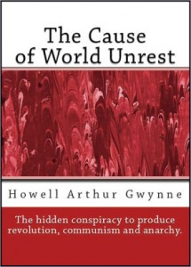 cause of world unrest