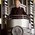 The President of Panem addressing the Nation. Click to enlarge
