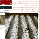 BBC Caught Passing Off Old Photos From Iraq as Being of Syrian Massacre