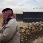 Palestinians prepare to lose the solar panels that provide a lifeline