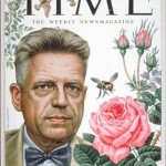 Alfred Kinsey, Time Magazine cover, 1953