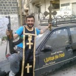 Syrian Rebels Ransack Christian Churches