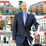 I'm not one of the super-rich, says Tony Blair despite being worth £20m a year and owning six homes