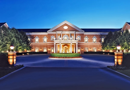The venue for this year's meeting: Westfields Marriott, Virginia. Click to enlarge