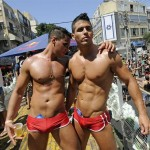 Gay Parade, Tel Aviv. Click to enlarge