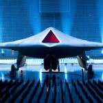 Set for take-off: Britain's deadly superdrone that picks its own targets but experts warn plane could mark the start of 'robot wars'