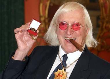 "People used to call him ""Sir"" Jimmy Savile because the Queen knighted him."