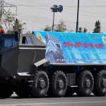 The ZOLJANAH tactical truck, which in a modified form will likely carry the Bavar 373, Iran's s-300. Click to enlarge