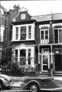 In 1982 Elm Guest House was raided by the vice squad and has been at the heart of allegations of child abuse by senior politicians. Clickm to enlarge