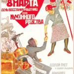 """Women's Day"" Today is Old Soviet Propaganda Ploy"