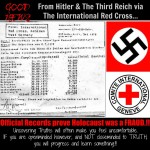 Official Red Cross Records Show Holocaust Was a Fraud?