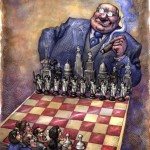 Who are the Puppet Masters? by Neil Clark