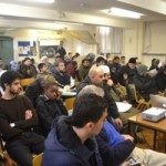 Tony Farrell speaks to Southampton Muslims