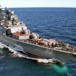 Russian Pacific Fleet Warships Enter Mediterranean For First Time In Decades, To Park In Cyprus