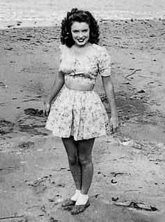 Marilyn Monroe As A Teen 97