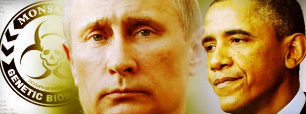 Putin warns Obama over Monsanto