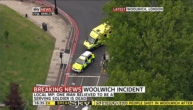 London Beheading Hoax Confirmed?