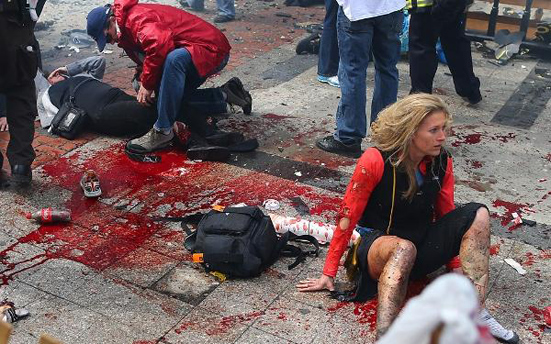 "It has been suggested that many of the ""victims"" at the Boston marathon bombing may have been crisis actors. Are more being recruited for Phoenix, AZ, in July?"