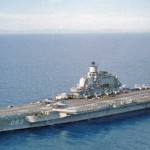 Russia Is Upping The Ante By Sending Its Only Aircraft Carrier To The Mediterranean