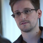 NSA whistleblower Edward Snowden. Click to enlarge