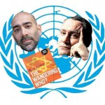 Abunimah and Atzmon at the UN