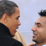 Kal Penn is to Barack Obama what Marilyn Monroe was to John F. Kennedy