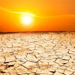 "The Met Office has predicted it could be another five years before surface temperatures begin to rise again, but said the current ""pause"" would not affect long-term global warming forecasts. Click to enlarge"