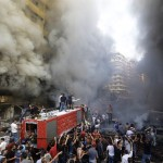 Car bomb kills 21 in Beirut southern suburb
