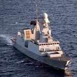 French and Russian warships 'head for Syria'