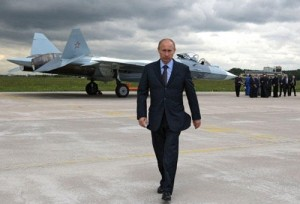 President Putin. Click to enlarge