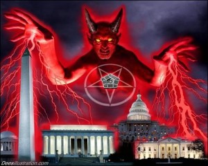 On the global war on Christianity (and the rise of Satanism)