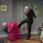 Mainstream Media and the Truth is Like Father Ted Kicking Brennan Up the Arse