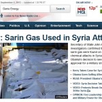 UNETHICAL JOURNALISM - FOX News supports military action against the Assad government of Syria but does not inform its viewers that the network's owner, Rupert Murdoch, is part-owner of an oil exploration company illegally exploiting the resources of Israeli-occupied Syria. Click to enlarge