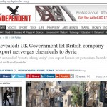 Bombshell: Syria's 'chemical weapons' turn out to be sodium fluoride used in the U.S. water supply and sold at Wal-Mart