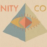 The first thing we see in the video: the Vanity Code logo. It's an all-seeing eye inside a pyramid. Why so much Illuminati right away?