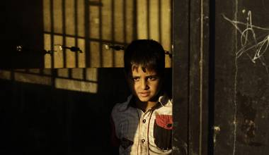 According to Unicef, 500,000 Syrian refugee children are now in Lebanon.