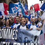France Fights Masonic Jewish Hegemony